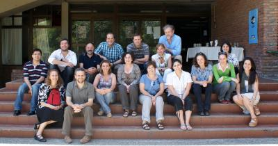 LAZEN MEETING, Institut Pasteur, Montevideo